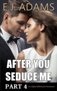 After You Seduce Me Part 4 COVER med