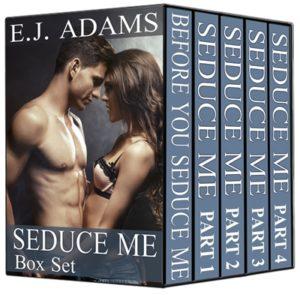 Seduce Me box set Cover - Web