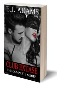 Club Extase Paperback web