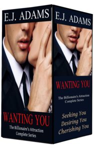 Wanting You Box Set